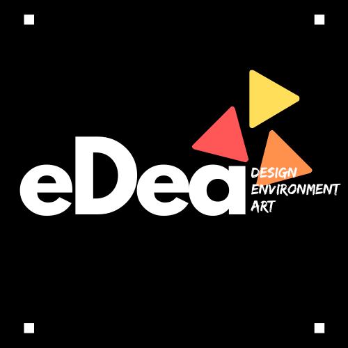 Medio Viola Quadrato Agenzia Immobiliare Logo